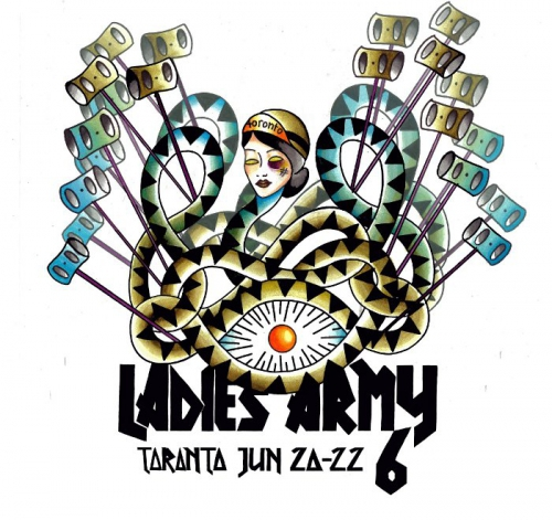 Ladies Army 6