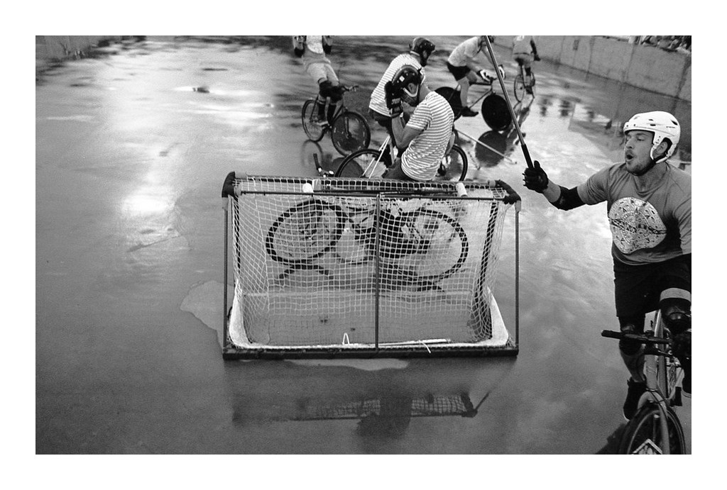 laim gilson bike polo photos
