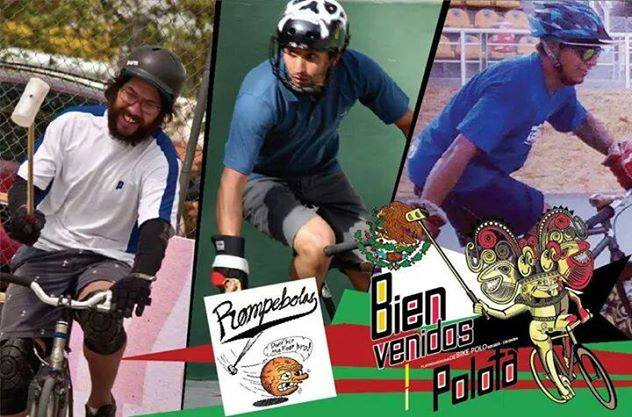 1st latin american bike polo championship winners