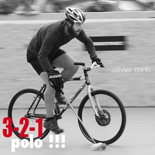 olivier minh 3-2-1 Polo!!! book