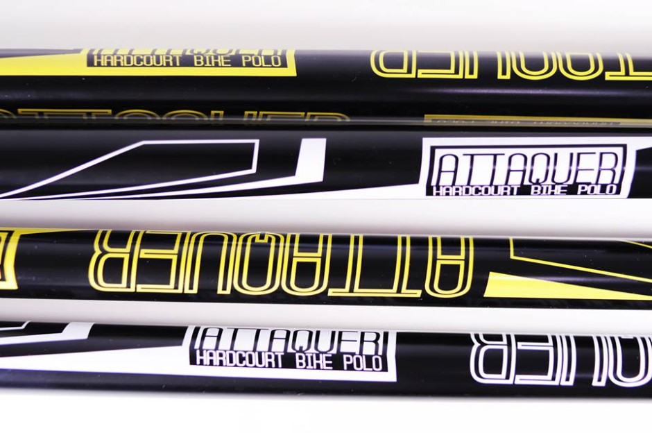 attaquer carbon mallet shaft
