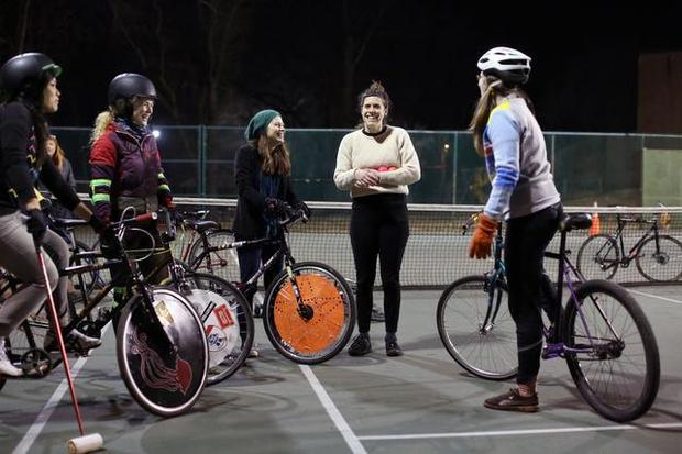 raleigh bike polo news observer