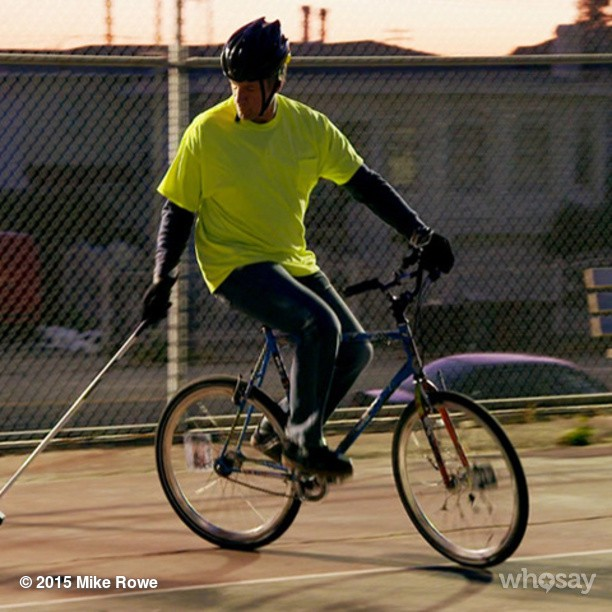 mike rowe bike polo 2