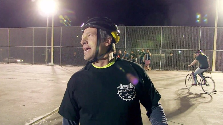 mike rowe bike polo